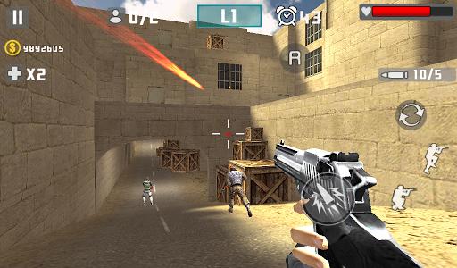 SWAT Counter Terrorist Shoot  screenshots 11
