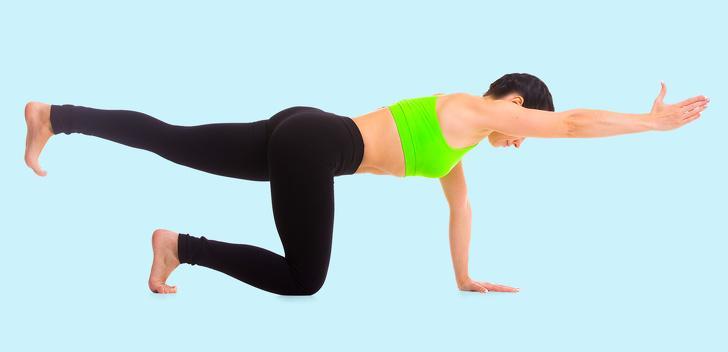 5 động tác thể dục đốt cháy mỡ thừa, cho vóc dáng hoàn hảo chỉ với 15 phút mỗi ngày - Ảnh 2.