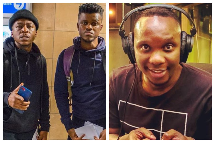 Black Motion and Mo Flava have had beef since 2016.