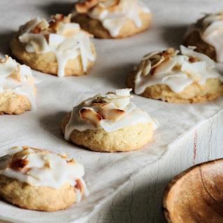 Triple Coconut Cookies Recipe