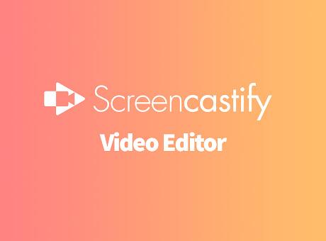 Screencastify Video Editor
