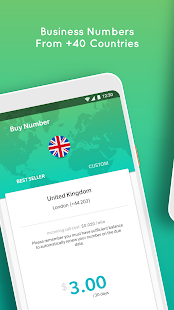 CallNow Lite-International Business Numbers, Calls- screenshot thumbnail