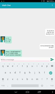 App Math Chat APK for Windows Phone