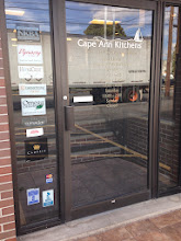 Photo: Cape Ann Kitchens in Stoneham, MA proudly displaying their BBB Accreditation