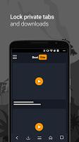 screenshot of Downloader & Private Browser - Kode Browser