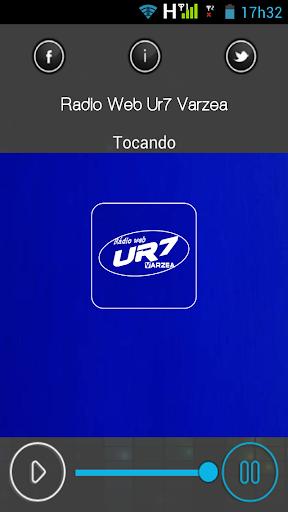 Rádio Web Ur7 Varzea