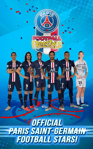 PSG Football Freestyle 0.6.17.33 screenshots 1