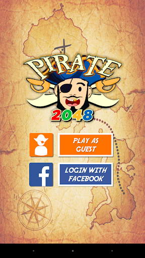 Pirate 2048 Kingdom
