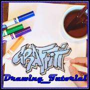 Graffiti Drawing Tutorial App Report on Mobile Action - App