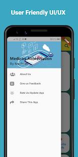 Download Medicos Abbreviation :Medical Short Form Offline For PC Windows and Mac apk screenshot 5