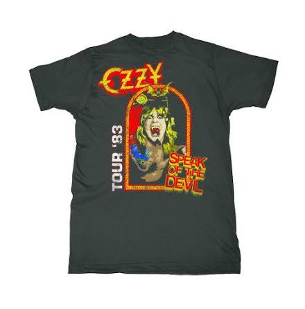 T-Shirt - Speak Of The Devil