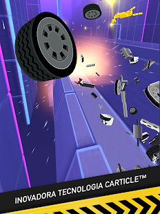 Thumb Drift - Furious Racing Screenshot