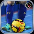 Indoor Soccer Game 2017