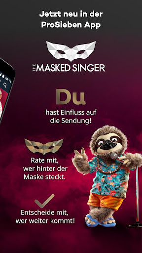 Masked Singer App screenshot 8
