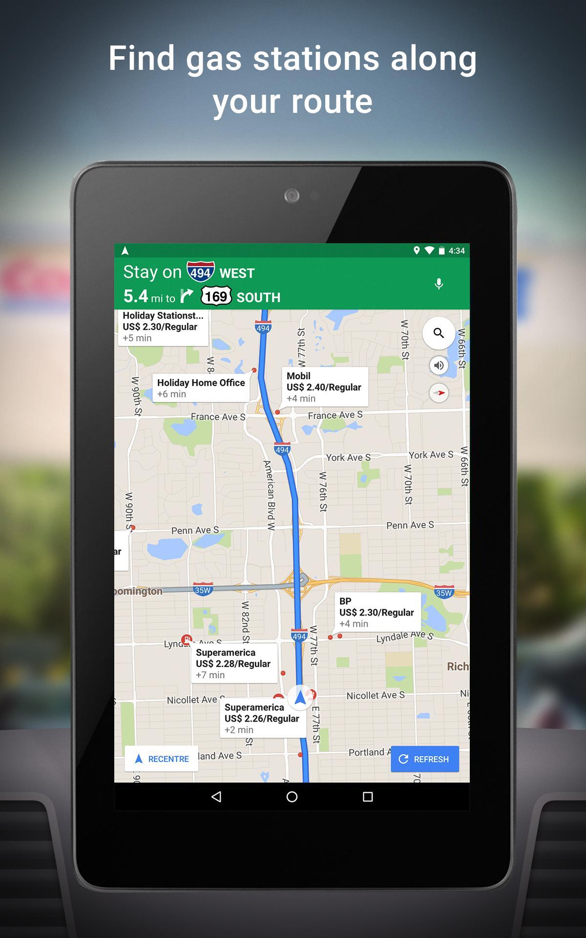 Maps - Navigation & Transit screenshot #19