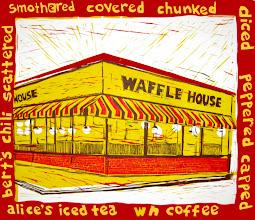 Photo: Waffle House Linoleum 10x12