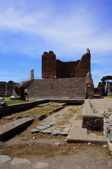 Ruins of Ostica Antica