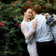 Bryllupsfotograf Lyubov Pyatovskaya (Lubania89). Bilde av 07.07.2016