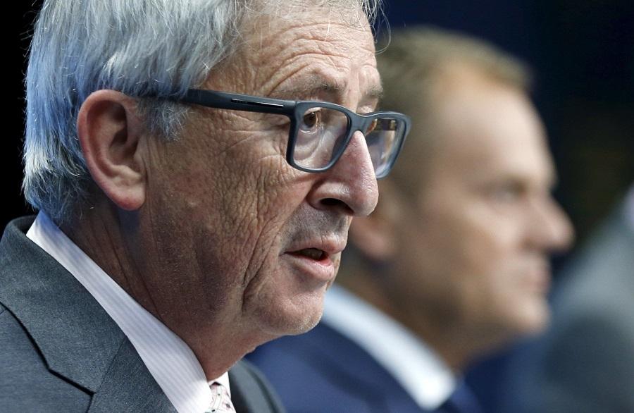 Die pond spring op na Juncker van die EU dat 'n Brexit-ooreenkoms moontlik is