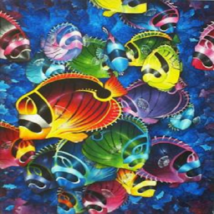 Fishy shooting games - náhled