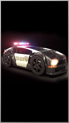 警察の着信音