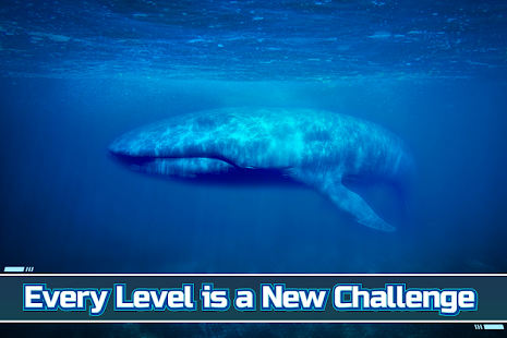Blue Whale Crazy Monster- Enter the Angry World Screenshot