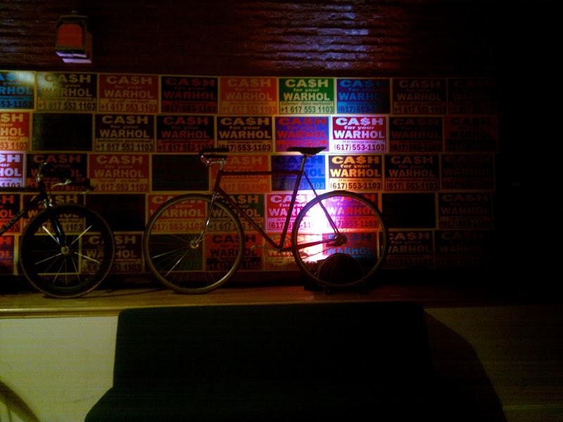 Photo: bike art