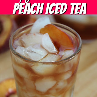 Copy Cat Sonic Peach Ice Tea