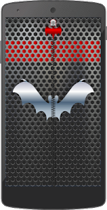 Metal Bat Zip Screen Lock screenshot 10