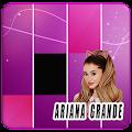 Ariana Grande Piano Tiles Tap