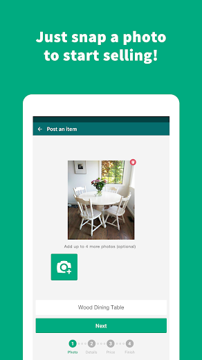 Screenshot 12 for OfferUp's Android app'