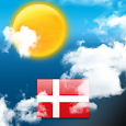 Weather for Denmark