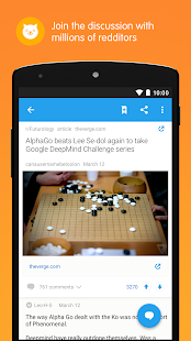 Reddit: The Official App- screenshot thumbnail