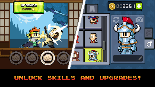 Dan the Man: Action Platformer 1.3.02