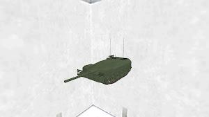 Strv 103 B(火力アップバージョン)