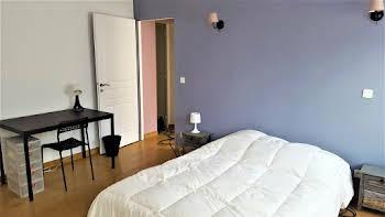 Appartement meublé 5 pièces 91 m2