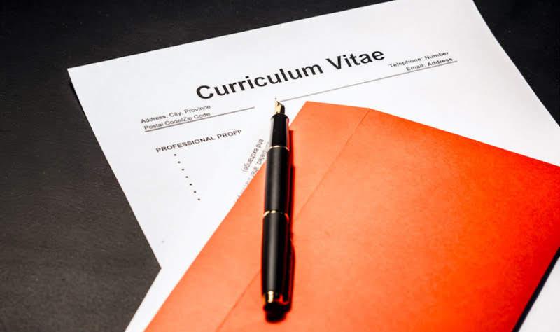 CV życiorys na studia