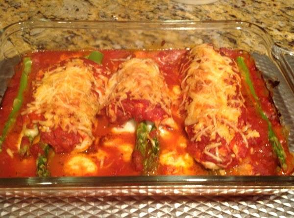 Chicken Rollatini Recipe