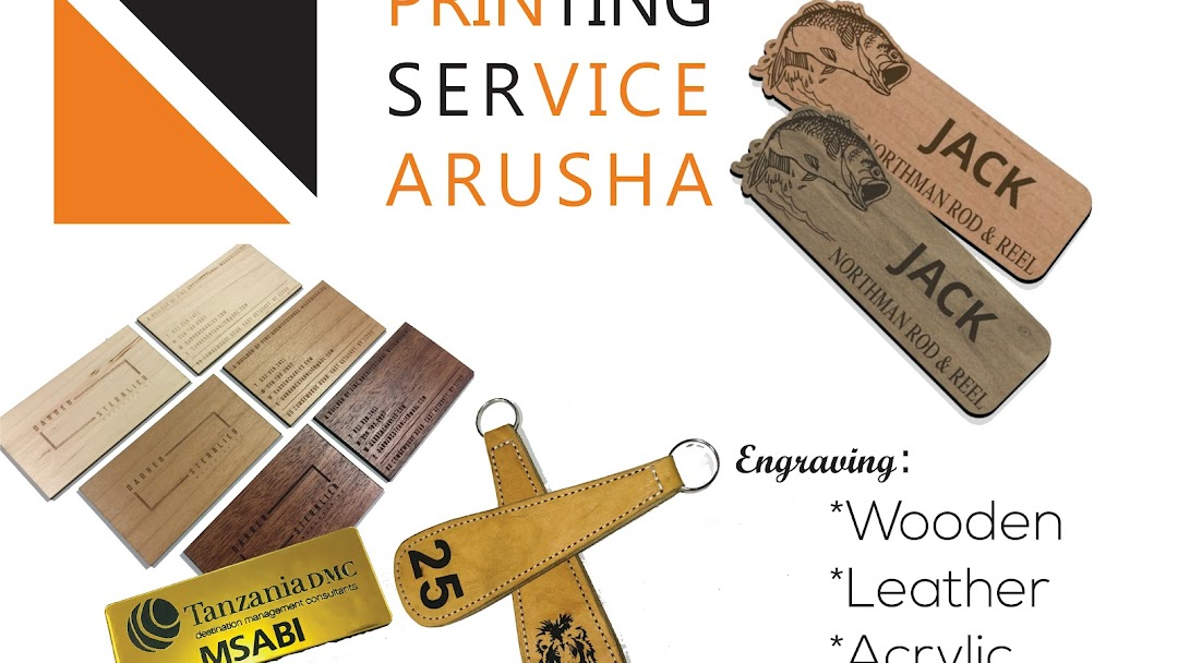 PRINTING SERVICE ARUSHA - Digital Printing Service in Arusha