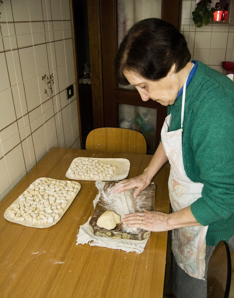 La mamma fa i gnocchi di Riccardo Maffioli