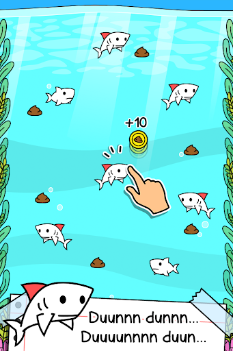 Hungry Shark Evolution - Jogo Clicker