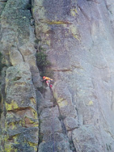Photo: Several climbers spotted on the cliff face!