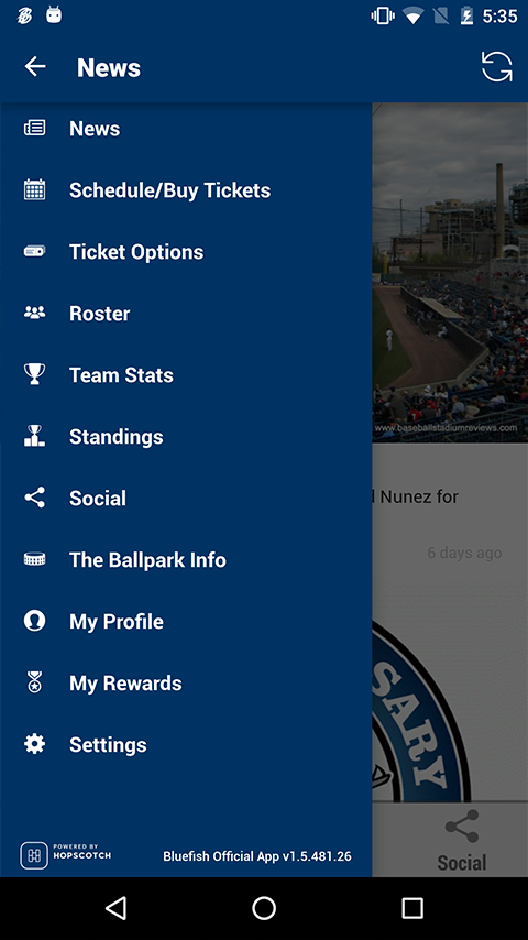 Bridgeport Bluefish- screenshot