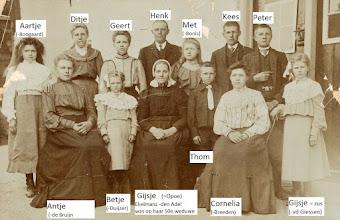 Photo: P familie Gijsje Ekelmans