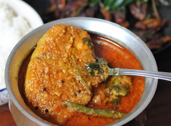 South Indian Style Spicy Cat Fish Curry !!! Recipe