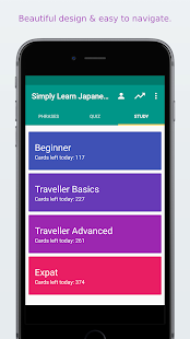 Simply Learn Japanese- screenshot thumbnail
