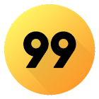 99 - Private Driver and Taxi icon