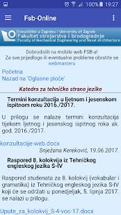 Fsb-Online Fakultetski pomoćnik - náhled