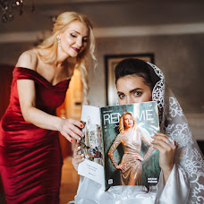 Wedding photographer Aleksey Aleksandrov (Alexandrov). Photo of 02.02.2018