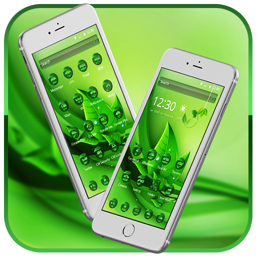 Green Nature Launcher